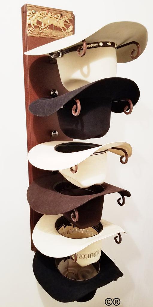 Mark Christopher Collection Derby Hat Holder