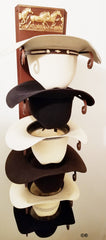 Mark Christopher Collection Running Horse Hat Holder