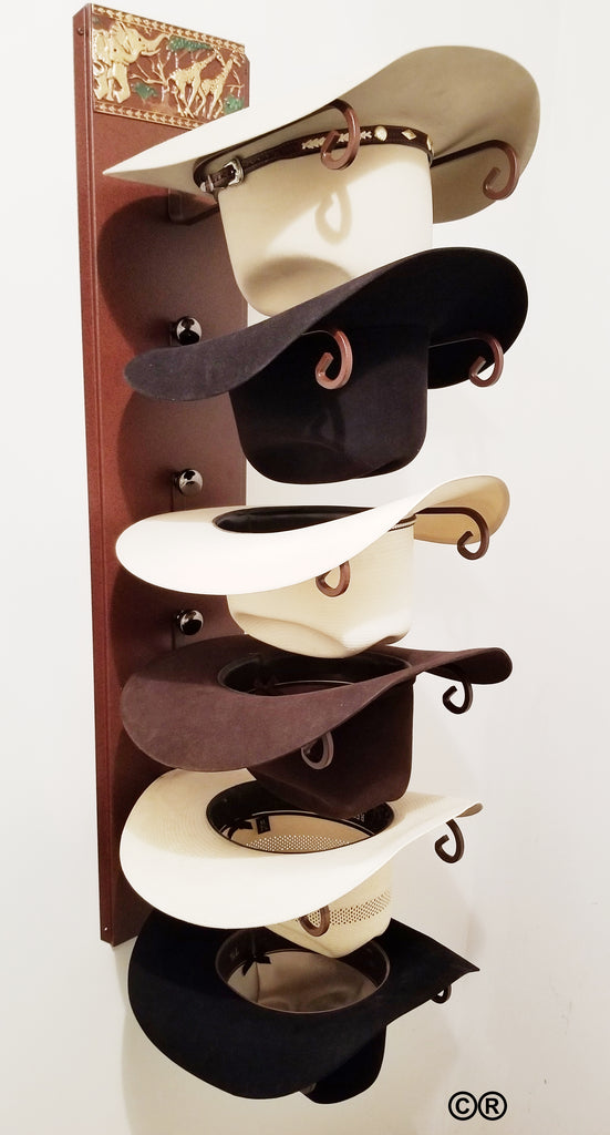 Mark Christopher Collection Safari Hat Holder