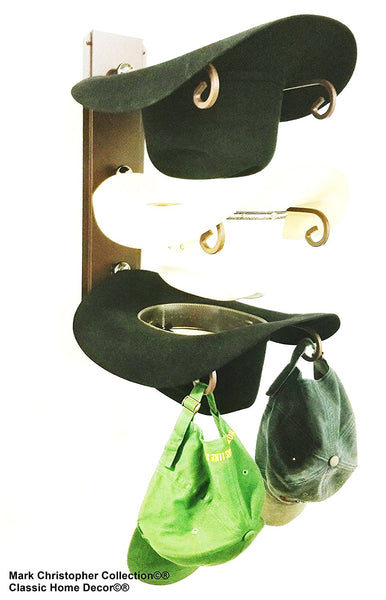 Wall Hat Rack