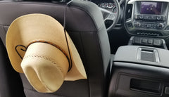 vehicle hat holder