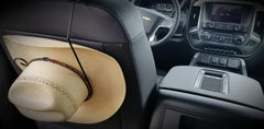 hat holder for truck