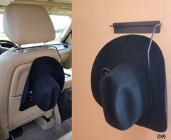 Made in the USA Truck/SUV Cowboy Hat Holder Powder Coated