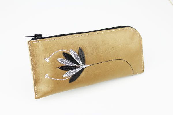 pencil case/zipped pouch