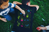 Outer Space Play Mat Shirt for Dad