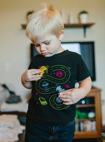 Kids Space Shirt