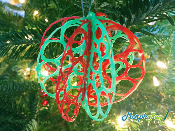 MorphPen Christmas Ornaments