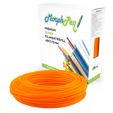 MorphPen H-Orange ABS Refill (160ft) Filament 1.75mm for 3D Printing Pen Printer