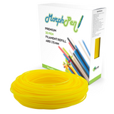 MorphPen Yellow ABS Refill (160ft) Filament 1.75mm for 3D Printing Pen Printer