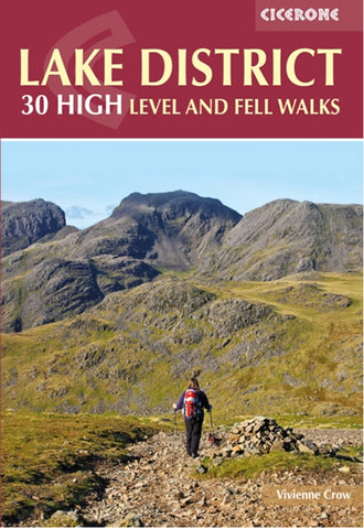 Lake District 30 High Level and Fell Walks