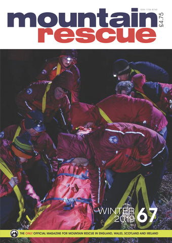 Mountain Rescue Magazine Winter 2019