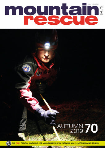 Mountain Rescue Magazine Autumn 2019