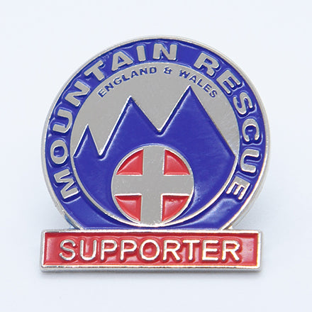 Metal Supporter Badge