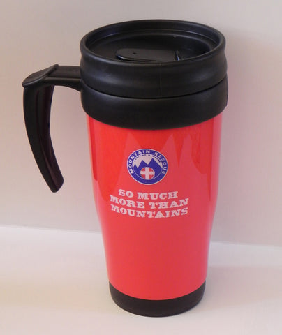 Double Walled Travel Mug