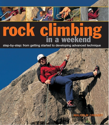 Rock Climbing in a Weekend