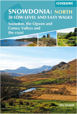 Snowdonia North: 30 Low-level and easy walks