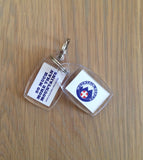 Mountain Rescue support key ring