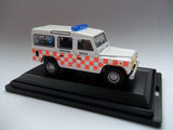 Model Land Rover