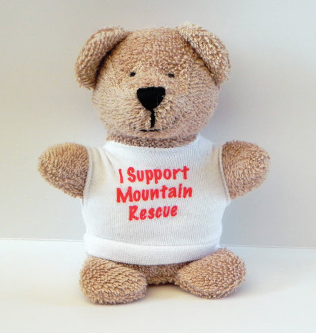 Supporter Teddy