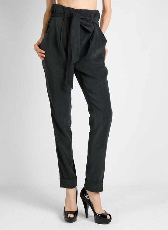 James Icon Belted Trouser ( James Jean )