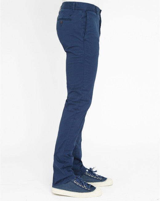 Closed Blue Faded Navy Stretch Cotton Chinos(MEN)