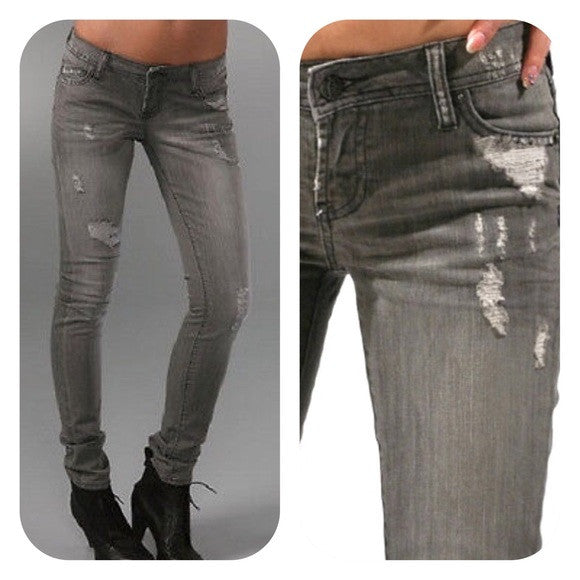 Genetic Denim Distressed Ash