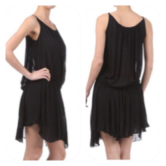Reneec one piece dress and swim cover up