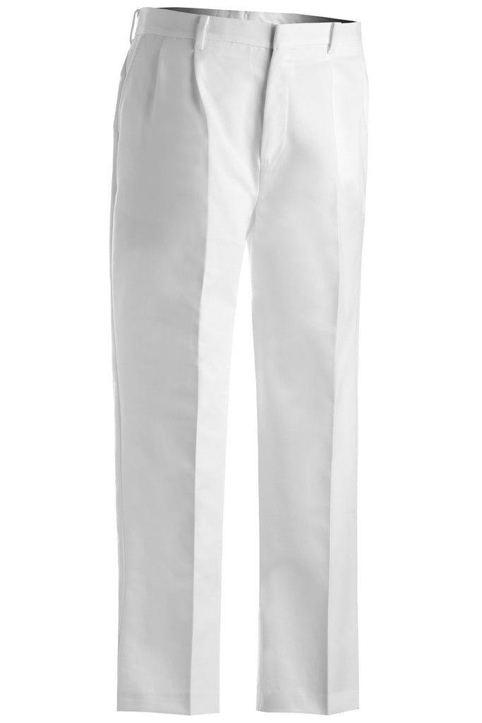 Men's Pleated Uniform Long Pants