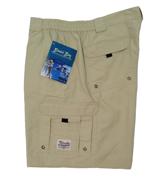 Bimini Bay Nylon Cargo Shorts