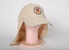 Adams Extreme Outdoor Cap with USCG Licensed Captain Logo