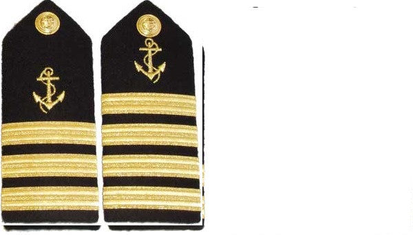 Hard Shoulder Boards Anchor 3 Bar or 4 Bar
