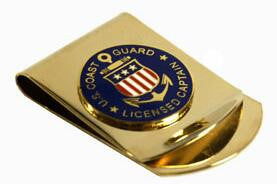 Money Clip - USCG Licensed