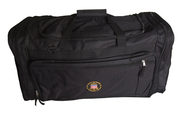 Large bag with United States Coast Guard Licensed Captain logo