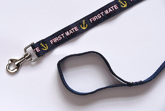 Dog Leash - First Mate (CLEARANCE SALE ITEM!)