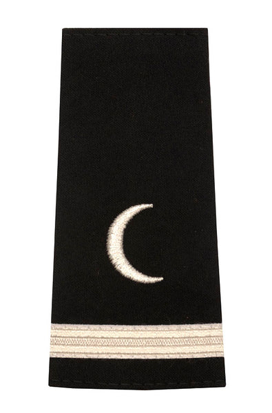 Epaulet with Crescent Moon Insignia 1 Stripe
