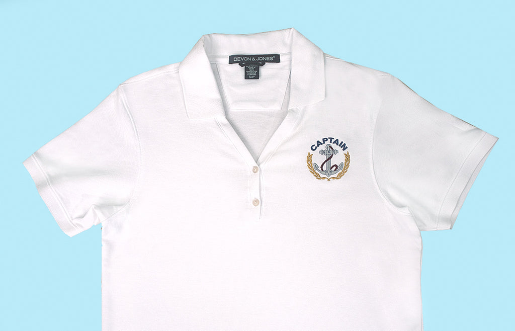 Captain Polo Shirt for Women