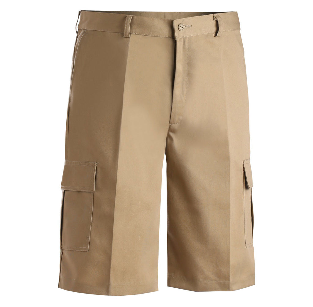men's flat front cargo shorts for boaters