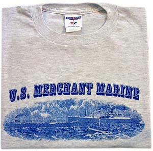 United States Merchant Marine T-Shirt