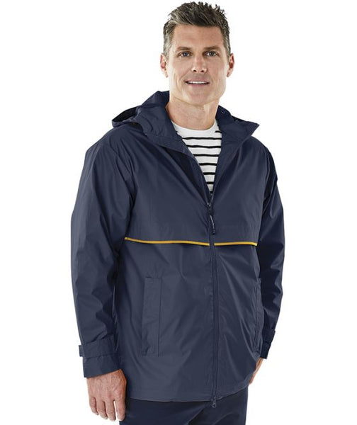 Charles River 100% Waterproof Rain Jacket