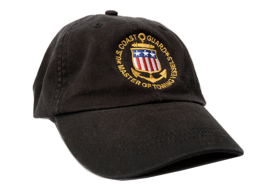USCG Master of Towing Vessels Hat