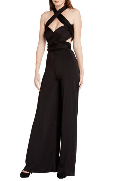 Chic Multi Wrap Jumpsuit