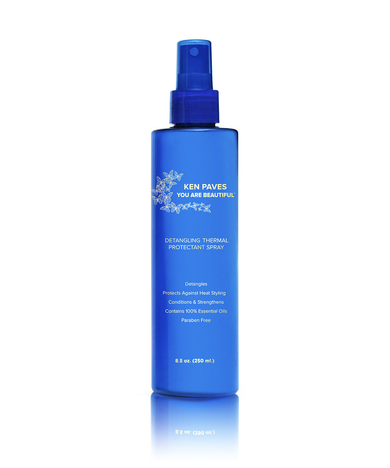 Detangling Thermal Protectant Spray