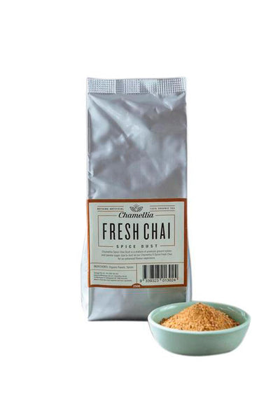 9 Spice Chai Dust Garnish- 250g - Malgudi Days