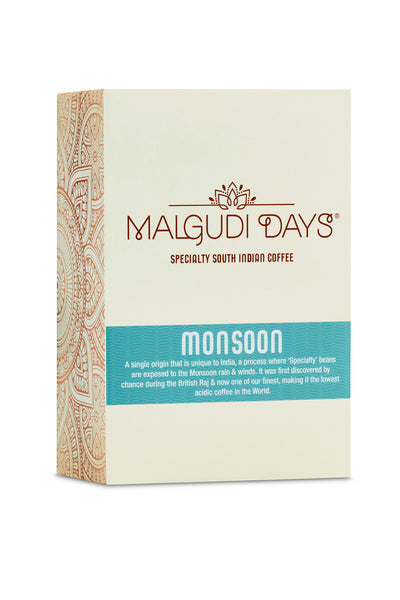 Monsoon Coffee - 225g - Malgudi Days