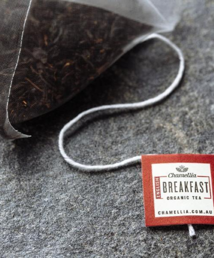 English Breakfast Tea - Specialty Organic Teas