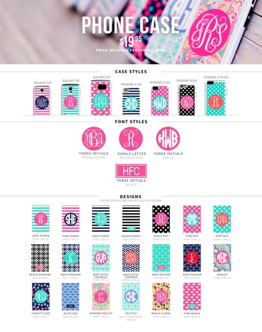 Phone case for Iphone 5/5s (Free Personalization)