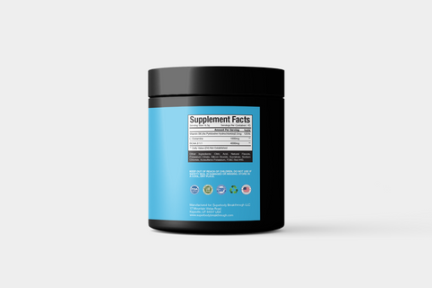 BCAA Shock Powder