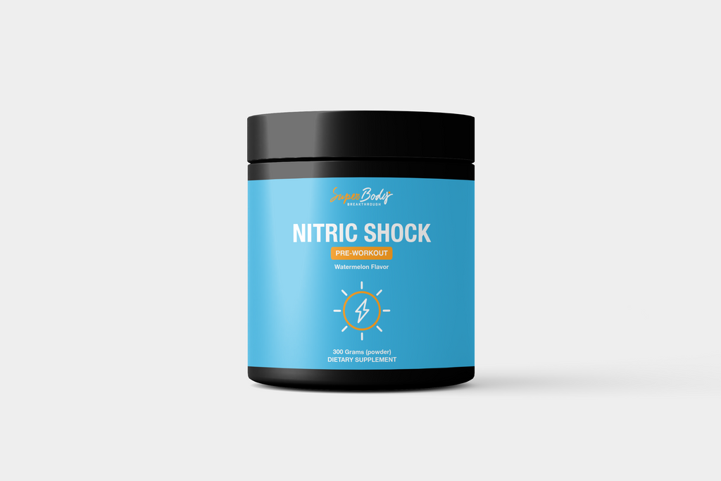 Nitric Shock (Pre Workout)