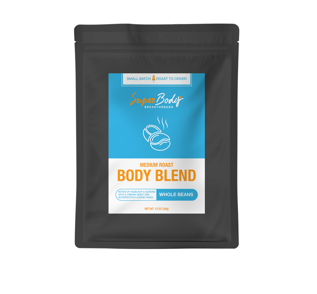 SuperBody Breakthrough Coffee