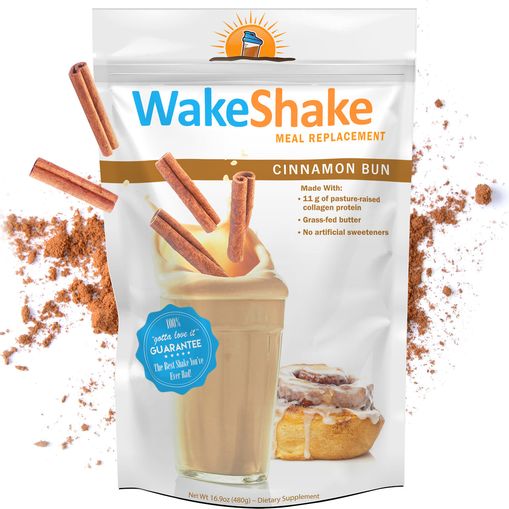 WakeShake Collagen Shake